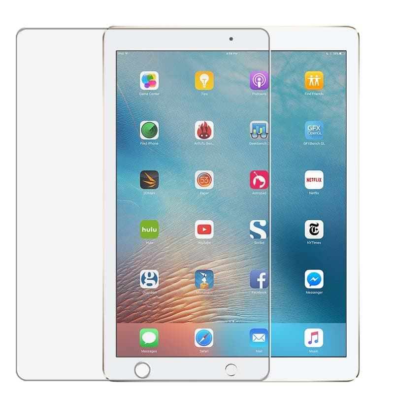 """Cleanskin Tempered Glass For iPad Pro 12.9"""" (2017)"""