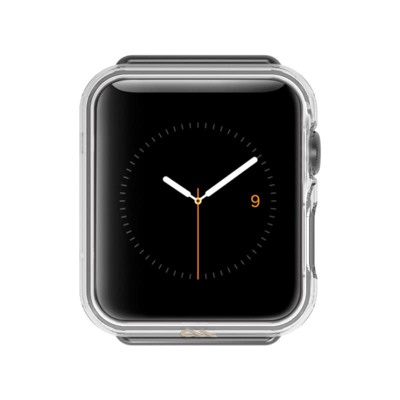 Case-Mate Tough Naked Bumper For Apple Watch Series 4/5/6/SE 42-44mm