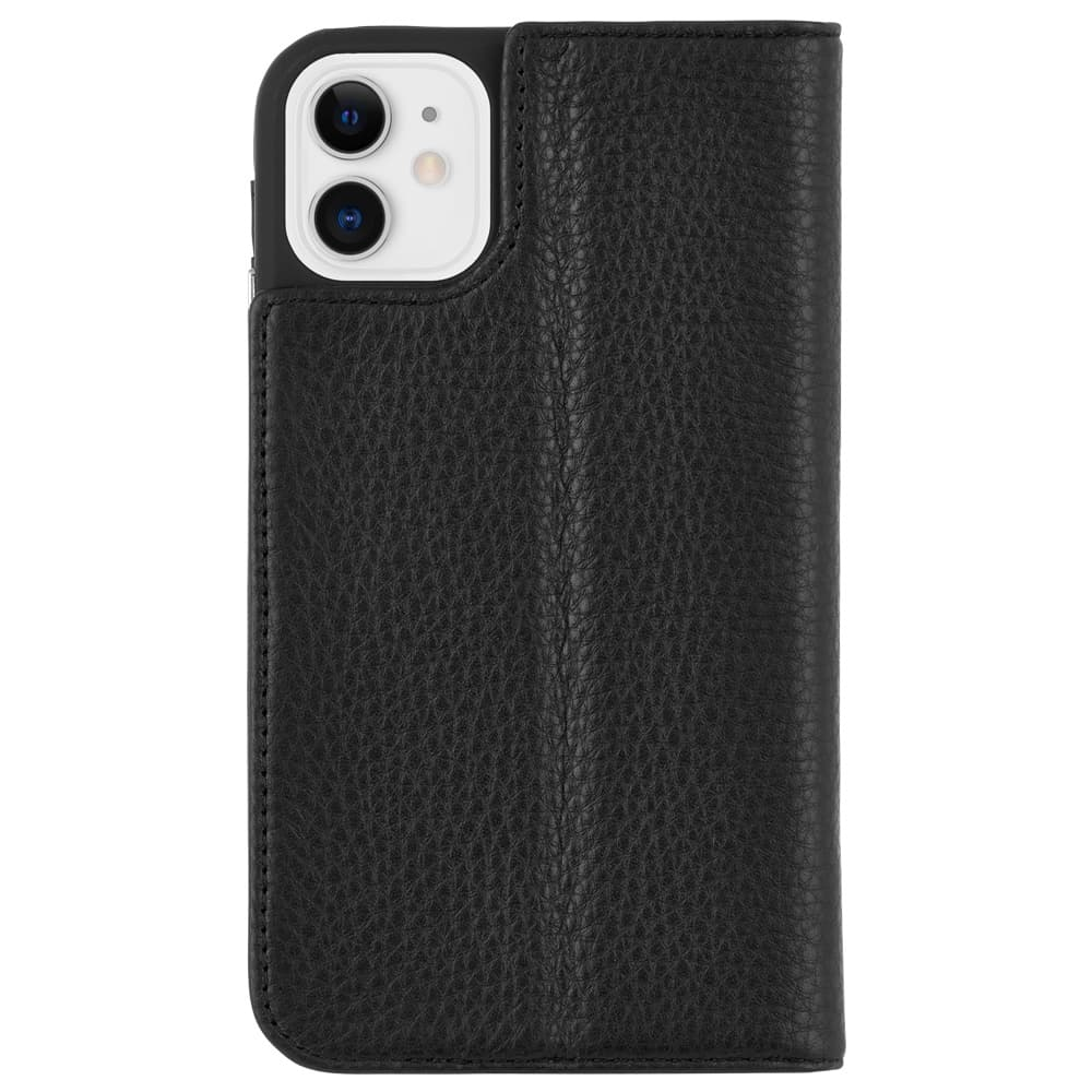 Case-Mate Wallet Folio Case For iPhone XR|11 - Black