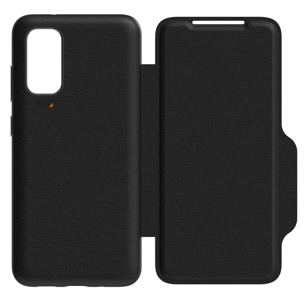 EFM Monaco Wallet D3O Case Armour with 5G Signal Plus For Galaxy S20 (6.2)