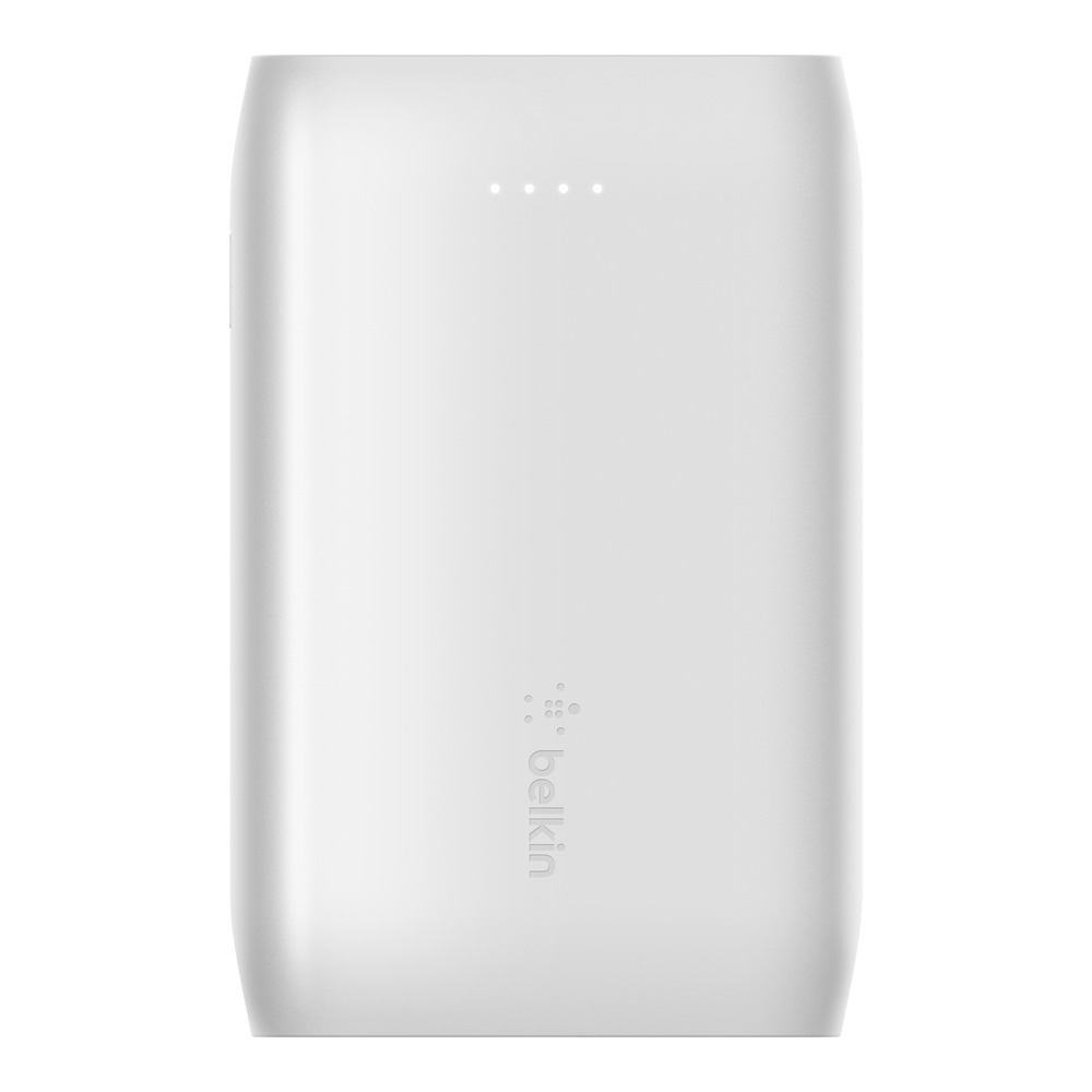 Belkin BoostCharge Power Bank 10K Universally compatible - White