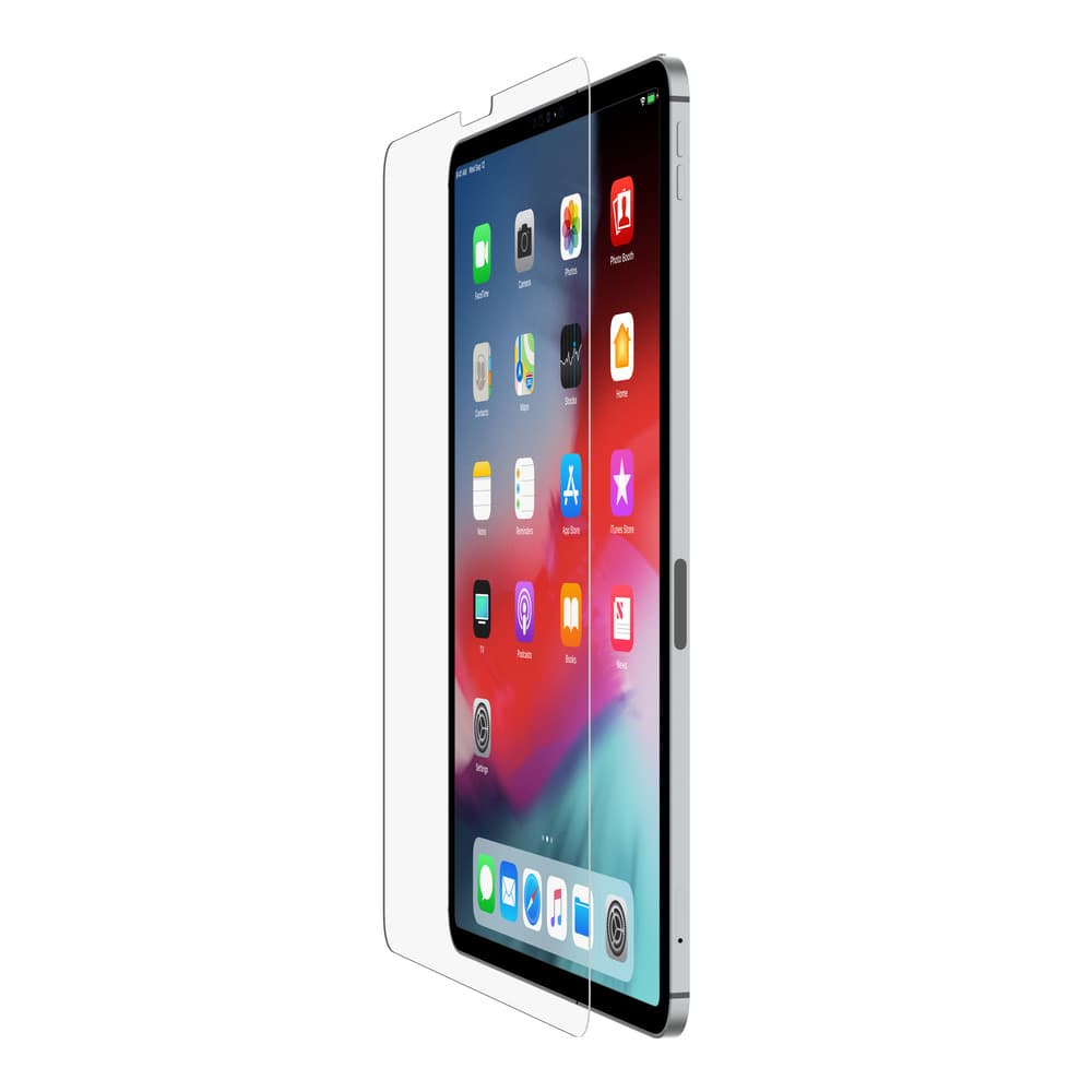 """Belkin SCREENFORCE Tempered Glass Screen Protector For Apple iPad Pro 12.9"""" - Clear"""
