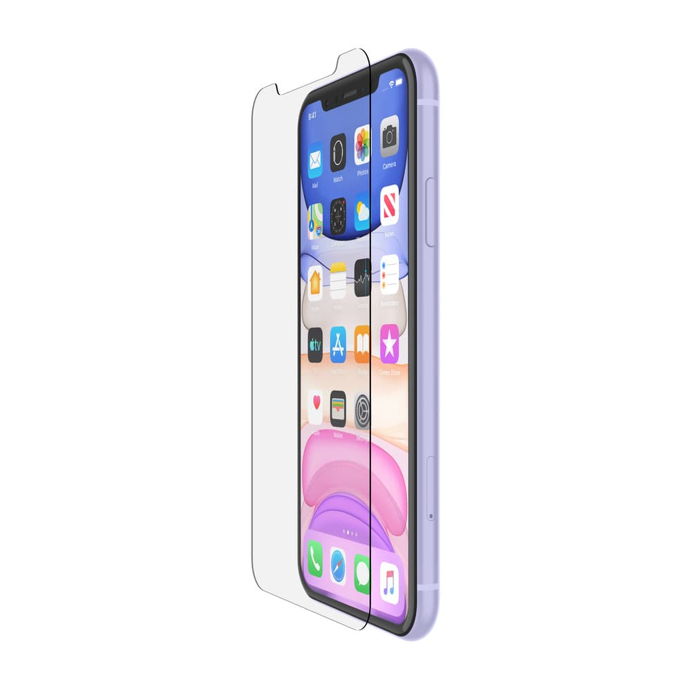 Belkin InvisiGlass Ultra Screen Protector For Apple iPhone 11- Clear