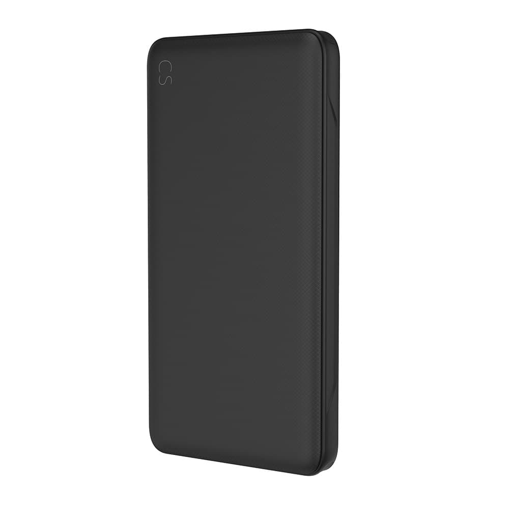 Cleanskin 10000mAh Portable Power Bank With Dual Port Output