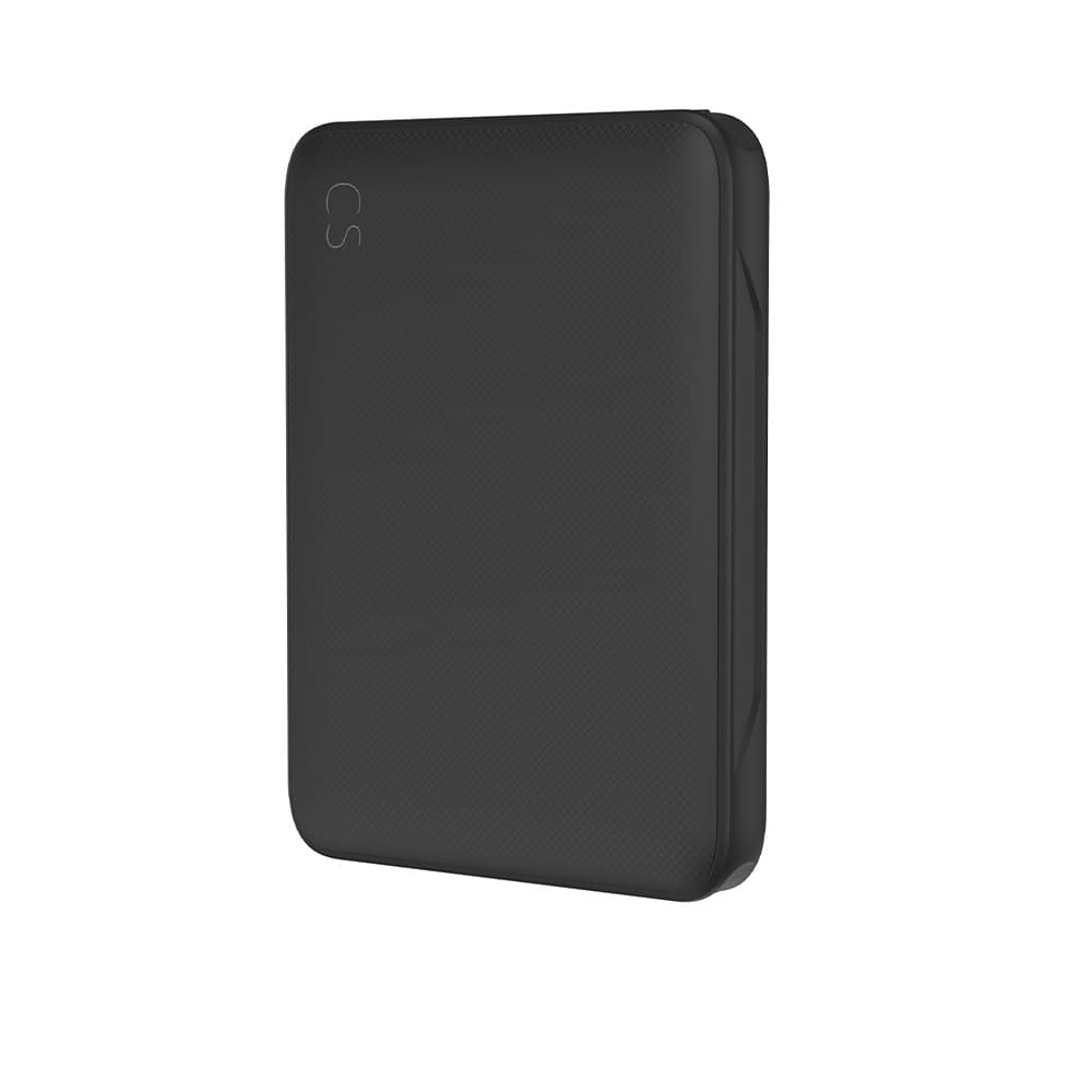 Cleanskin 5000mAh Portable Power Bank with Dual Port Output