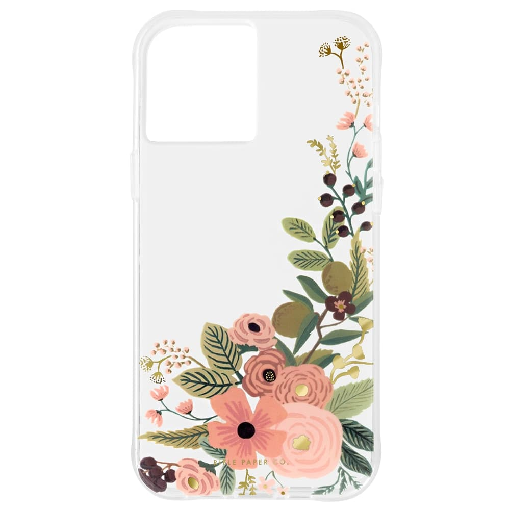 """Case-Mate Rifle Paper Case For iPhone 12 Pro Max 6.7"""" Multi"""