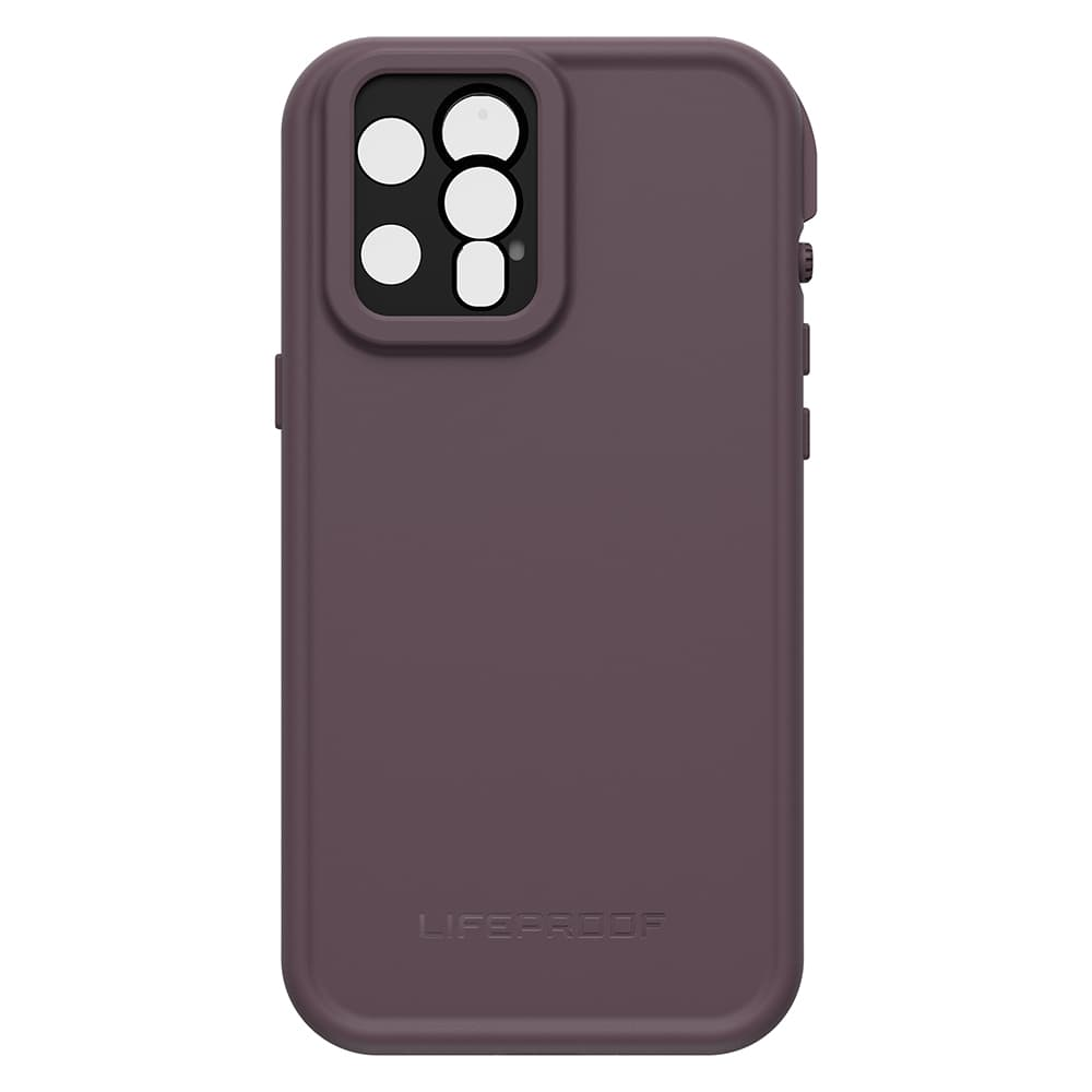 """LifeProof Fre Series Case For iPhone 12 Pro Max 6.7"""" Ocean Violet"""