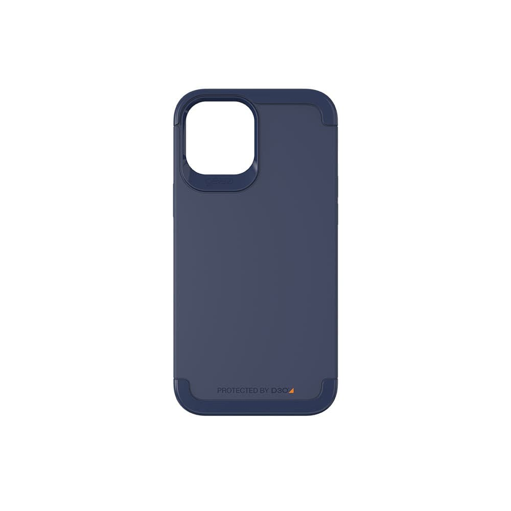 """Gear4 D3O Wembley Palette Case For iPhone 12 Pro Max 6.7"""" Navy Blue"""