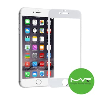 MVR white iphone